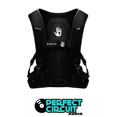 Subpac M2 Wearable BASS SYSTEM - NEW - PERFECT CIRCUIT