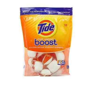 Tide Boost Stain Release In-Wash Booster, 18 Pac. DISCONTINUED