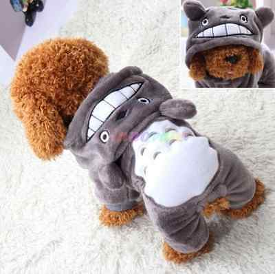 Animaux Warm Hoodie Hiver Costume Chien Pet Manteau Veste Chiot Chat Chihuahua
