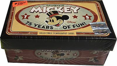 2004 Mickey Mouse Factory Set Collectible Cards