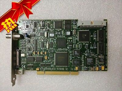 1PCS Used IMAQ NI PCI-1409 image acquisition card