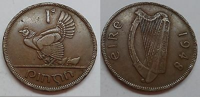 Irland 1 Penny 1948
