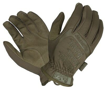 Mechanix Wear® Fastfit Handschuhe Tactical Allround Army coyote Gloves M Medium