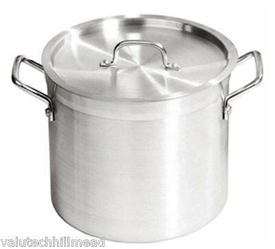 Zodiac Stainless Products 40 Litre Stock Pot with Lid