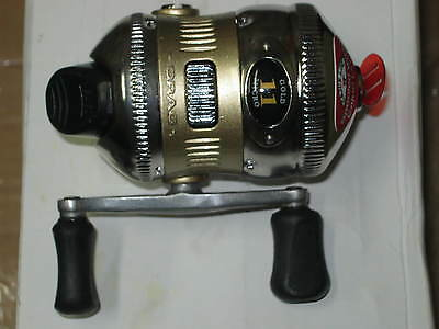 zebco 11 gold series spincast reel
