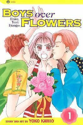 Boys over Flowers, Vol. 1 by Yoko Kamio Manga (Hana Yori Dango)