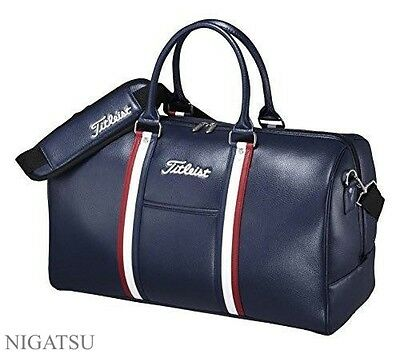 NEW TITLEIST Boston bag AJBB631 unisex AJBB631-NV Navy From JAPAN