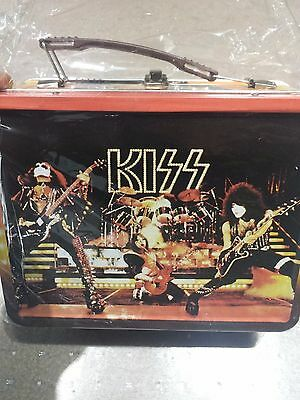 Kiss Alive Lunchbox