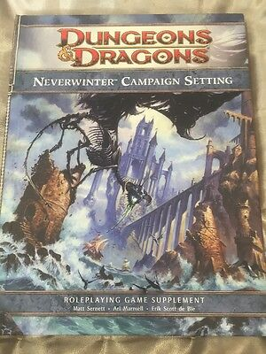 Neverwinter Campaign Setting: A 4th Edition Dungeons & Dragons Supplement Sernet