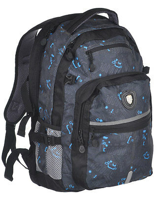 "J World ""Buckled Up"" Backpack"