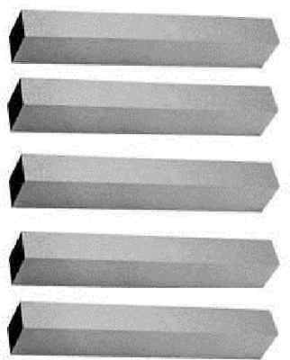 "5pc 1/2"" x 4 "" HSS SQUARE TOOL BITS"