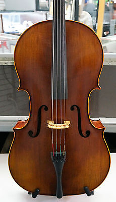 H.K. Schmidt Ruggeri Cello w/HSC 2006