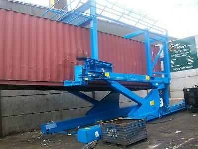 REC Container Tilter