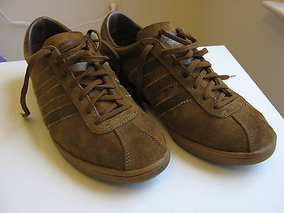 bas prix 408d2 474ee ADIDAS TOBACCO 9.5 US vintage Made in France