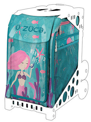 ZUCA Sports Insert Bag - MERMAID LIFE Limited Edition Numbered - NEW - No Frame