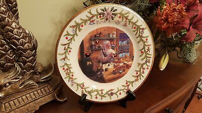 Lenox Trees Around the World Annual  Collectors Plate- Chile 2011 New in Box