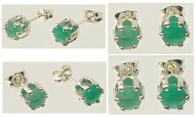 18thC Antique ¾ct+ Siberian Emerald Ancient Egypt Greek Gem of Fertility Rebirth