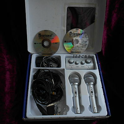 Karaoke Home Kit.+ 2 Cds