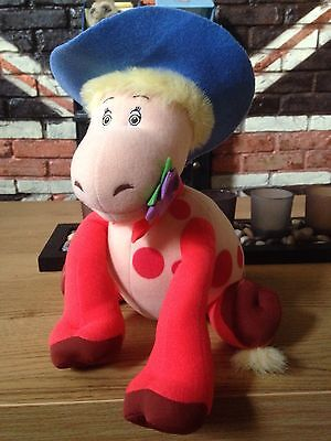 Talking Ermintrude From Magic Roundabout Soft Toy 10""