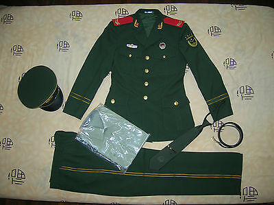 15's series China CAPF Soldier Uniforms,Set