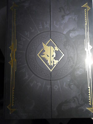 Warhammer 40k Space Marines Wolves Curse of the Wulfen Limited edition codex
