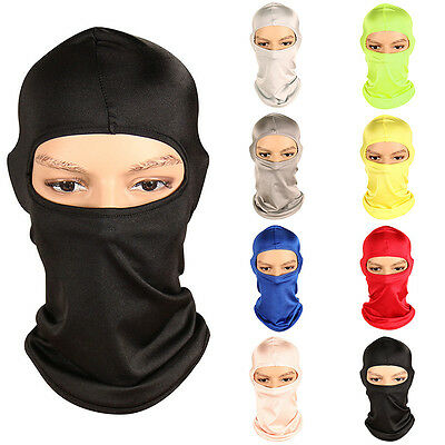 Balaclava Windproof Mask Full Face Neck Guard Outdoor  Bike Cycling Ski Hat Cap