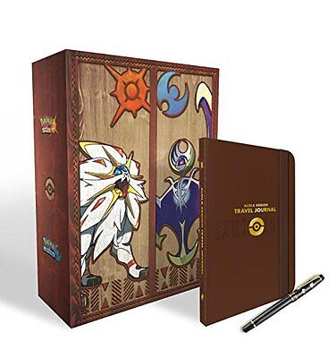 Pokemon Sun & Moon : Official Strategy Guide Collectors Vault - New - In Stock