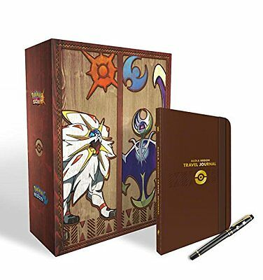 Pokemon Sun & Moon : Official Strategy Guide Collectors Vault - New - Pre Order