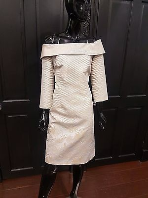 Carla Ruiz Mother of the Bride and Groom dress. Size 18