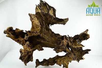 (A-5687)  Oak Bogwood Aquarium Wood (Red moor) Size XL