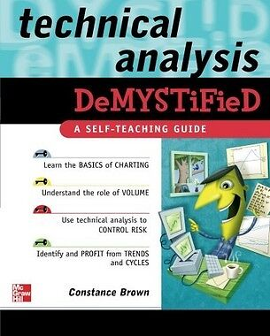 Technical Analysis Demystified,PB,Constance Brown - NEW