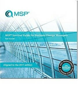 Msp Survival Guide For Business Change Managers,PB- NEW