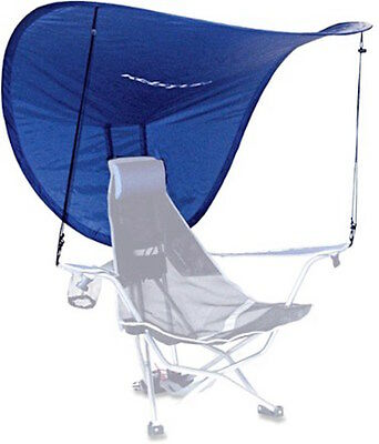 Kelsyus Compact UV Canopy Shade Shadow Cover for Backpack Outdoor Beach Chairs