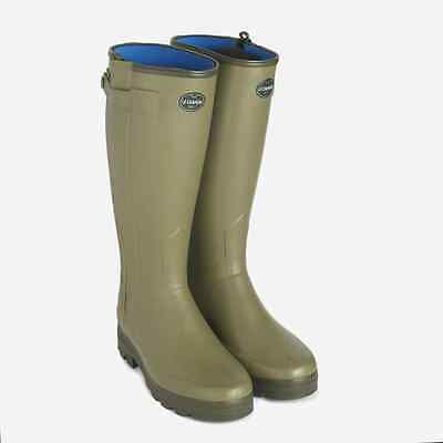 Le Chameau Chasseur Neoprene Wellies *FREE POST* chasseur neo wellington boot