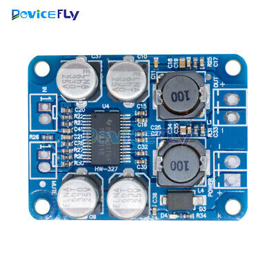 TPA3118 PBTL Mono Digital Amplifier Board 1X60W 8-24V 12V POWER Replace TPA3110
