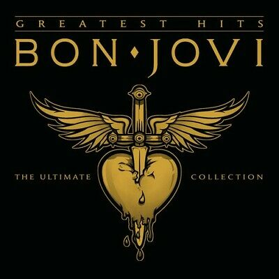 Bon Jovi - Bon Jovi Greatest Hits [The Ultimate Collection] [New CD] Deluxe Ed