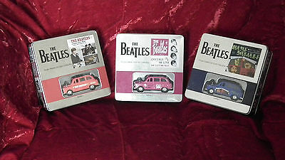 The Beatles Die Cast Collectible Series 1