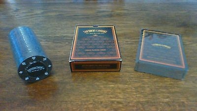 Southern Comfort  New Orleans 1874 Pub Poker Playing cards & chips (New/Sealed)