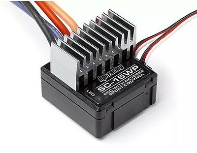 HPI Racing SC-15WP Waterproof 15T Limit Speed Controller for ALL RC Cars -105906