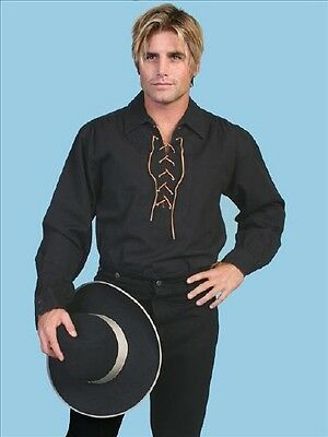 """Camicia Stile """"old West"""" By Scully Rw-021  Ultima!!!!!!!"""