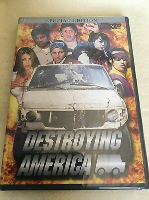 New Sealed Hook Ups Skateboard Destroying America Special Edition Jeremy Klein