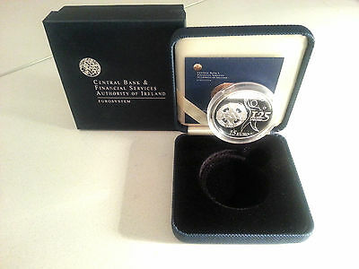 Ireland 2009 €15 125th Anniversary of the GAA Silver Proof Coin