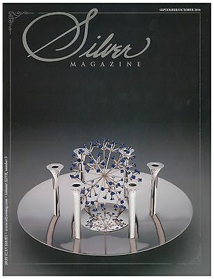 Silver Magazine -2016 - Entire Year of 6 Issues - Brand New