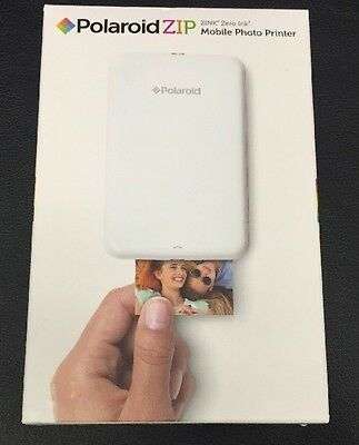 Mobile Phone Printer Wireless For Iphone Android Polaroid Ink Printing Compact