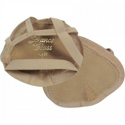 Dance Class by Trimfoot Company Foot Thong Style #FT100 Size M 7-8 Tan NIB