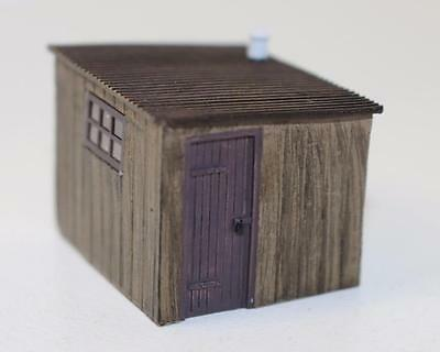 OO 1:76 scale 44-0031 Bachmann Scenecraft Small Wooden Lamp Hut FNQHobbys