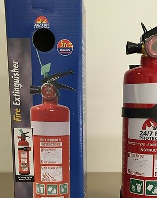 24/7 Fire Protection Fire Extinguisher 1Kg Abe Dry Power