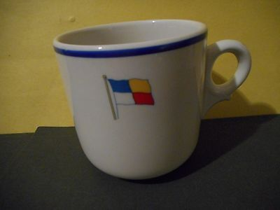 Royal Doulton,Hindustan Steam Co,Ship's China Coffee Mug,Common Brothers