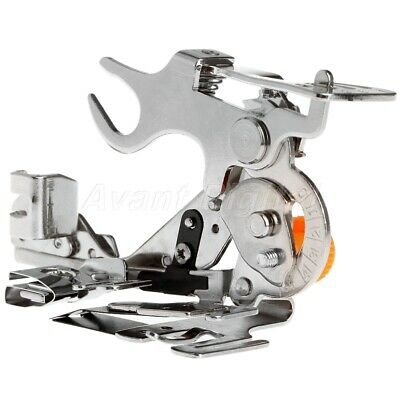 Low Shank Ruffler Foot Presser For Brother Singer Sewing Machine Janome Domestic