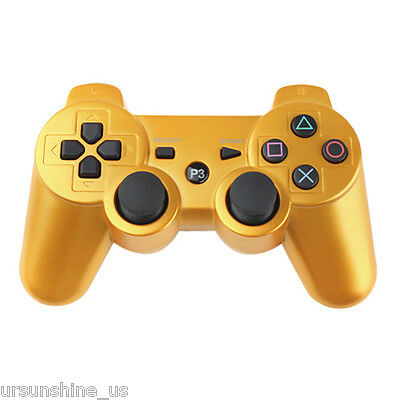 NEW arrival BLUETOOTH GAMEPAD REMOTE CONTROLLER PS3 PLAYSTATION